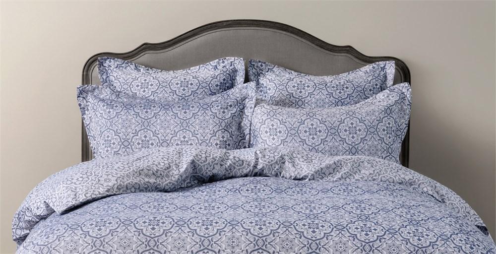 Azulejo Jacquard Bed Linen